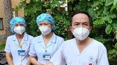 Bệnh viện Dã chiến số 8 TP Hồ Chí Minh điều trị khỏi Covid-19 cho 730 bệnh nhân