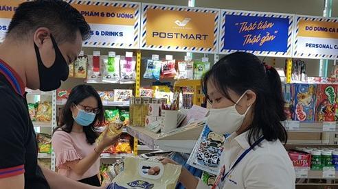 Bưu điện Hà Nội bán hàng bình ổn giá