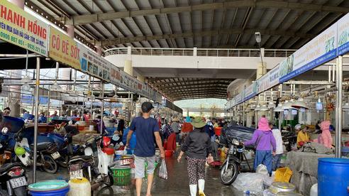Tạm dừng hoạt động cảng cá Thọ Quang vì phát hiện thêm 7 ca Covid-19
