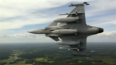 Su-75 Nga được xem là 'khắc tinh' JAS-39 Gripen Thụy Điển