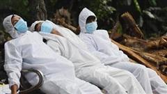 Đến sáng 25/7, thế giới đã ghi nhận trên 194,4 triệu ca nhiễm COVID-19
