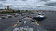 Pakistan cử tàu Zulfiquar tham gia tập trận chung với Nga ở Biển Baltic