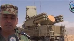 Syria mua thêm tên lửa phòng không tối tân