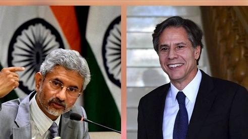 Ngoại trưởng Mỹ thăm Ấn Độ, trọng tâm là vaccine và Trung Quốc