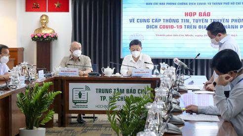 TP HCM: Người dân lợi dụng mặc áo shipper để ra đường sẽ bị xử nghiêm