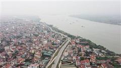 Lơ lửng quy hoạch thành phố sông Hồng