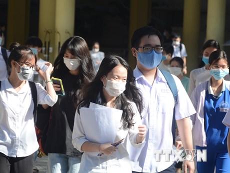 Kỳ thi tốt nghiệp THPT đợt 1: Phú Thọ thuộc top 6 về điểm tuyệt đối