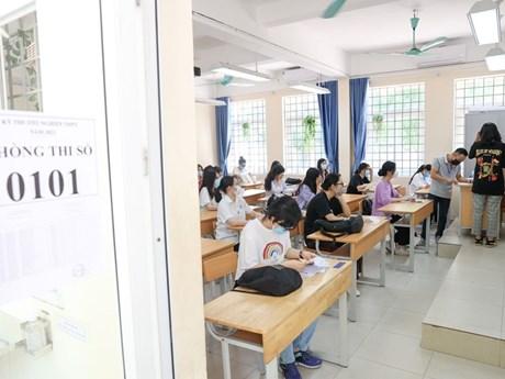 Thi tốt nghiệp THPT: Hà Nội dẫn đầu cả nước về số điểm 10 các môn