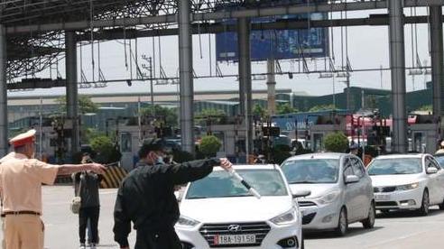 Ngày 26/7, có 5.460 phương tiện vào Hà Nội phải quay đầu