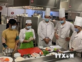 Quảng bá, giao lưu văn hóa ẩm thực truyền thống Việt Nam tại Algeria