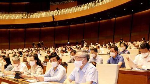Quốc hội tiến hành bầu Chánh án TANDTC và nghe trình bổ nhiệm Thẩm phán TANDTC