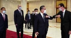 Chuyến thăm của ông Vương Nghị tới Syria