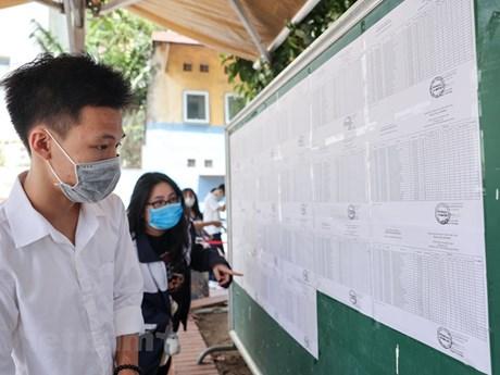 Bộ GD-ĐT: Trên 24.300 bài thi tốt nghiệp THPT năm 2021 đạt điểm 10