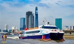 Cục CSGT: Tạo 'luồng xanh' vận chuyển hàng thiết yếu bằng đường thủy
