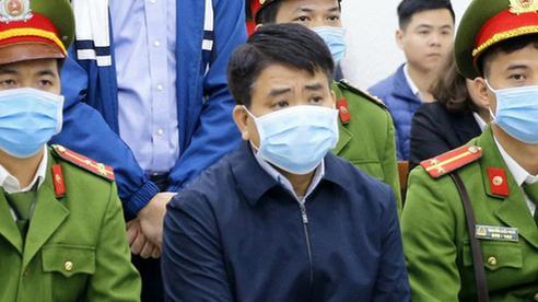 Cơ quan điều tra: Nguyên Chủ tịch Hà Nội Nguyễn Đức Chung khai báo không thành khẩn