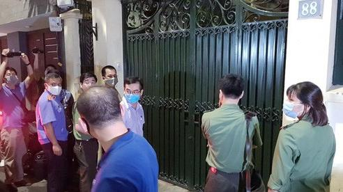 Vì sao vợ ông Nguyễn Đức Chung không bị xử lý?