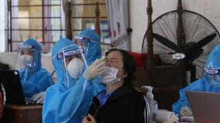 Bị lở miệng, nữ công nhân ở Đà Nẵng đi khám thì phát hiện dương tính với SARS-CoV-2