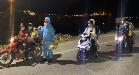 Huế ghi nhận nhiều ca bệnh COVID-19 trở về từ TP Hồ Chí Minh