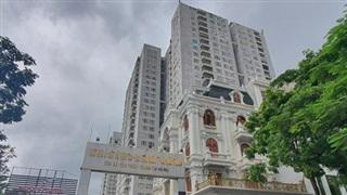 Công ty Cổ phần Sông Đà 7 bán chung cư nhưng không có đường đi