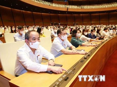 Thông qua Nghị quyết thành lập Đoàn giám sát về tiết kiệm