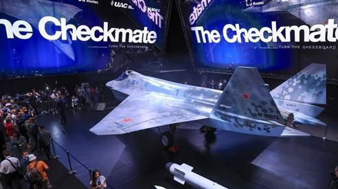 Su-75 Checkmate sẽ là 'Kẻ đi săn' F-22 và F-35?