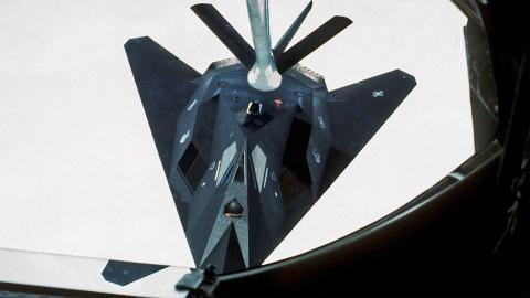 Mỹ bất ngờ huy động F-117A cho vai trò đặc biệt