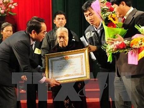 Thủ tướng quyết định cấp Bằng 'Tổ quốc ghi công' cho 242 liệt sỹ
