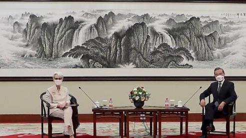 Mỹ - Trung cùng 'cố thủ' ở Thiên Tân