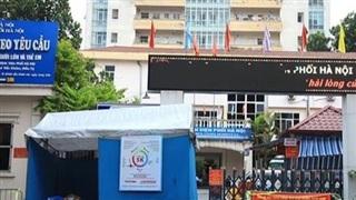 BV Phổi Hà Nội đã có 31 ca dương tính, Hà Nội yêu cầu rà soát quy trình giám sát phơi nhiễm SARS-CoV-2 với nhân viên y tế