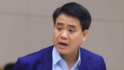 Ai đứng sau Bùi Quang Huy, thúc gửi 'mật thư' cho ông Nguyễn Đức Chung?