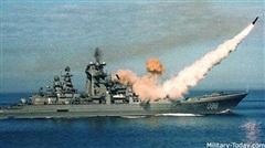 Tàu chiến Nga khiến Mỹ đứng ngồi không yên