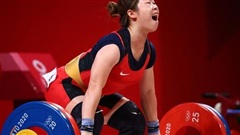 Hoàng Thị Duyên tan giấc mơ huy chương Thế vận hội