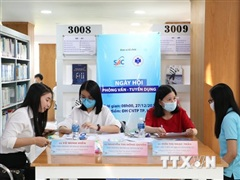 TP Hồ Chí Minh cần khoảng 147.000 việc làm từ nay đến cuối năm 2021