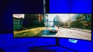 Màn hình chơi game cong LED Mini của Samsung có gì đặc biệt?
