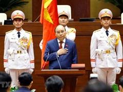 Quốc hội: Nghị quyết bầu Chủ tịch nước nhiệm kỳ 2021-2026