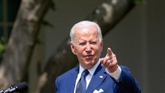Ông Biden gây sốc: Chỉ trích Nga vi phạm trắng trợn chủ quyền Mỹ, kinh tế Nga 'chẳng có gì ngoài vũ khí hạt nhân'