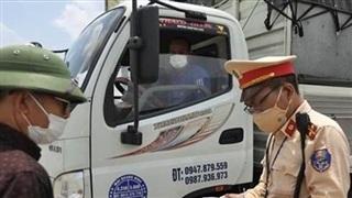 Bộ Công an truy tìm đối tượng tấn công vào hệ thống đăng ký 'luồng xanh' vận tải