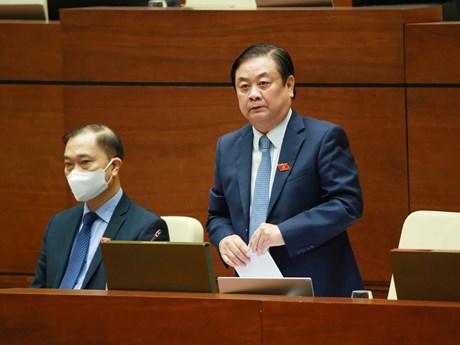 Điều trăn trở nhất của Bộ trưởng Bộ Nông nghiệp Lê Minh Hoan