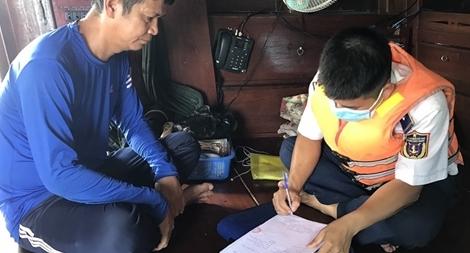 Cảnh sát biển bảo vệ an ninh quốc gia, trật tự an toàn trên biển