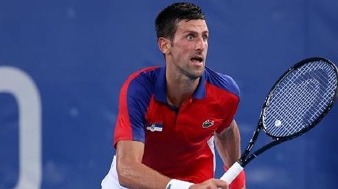 Djokovic hướng đến cú đúp huy chương vàng Olympic