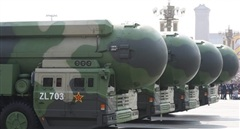 Mỹ 'giật mình' trước tin Trung Quốc xây hơn 100 hầm chứa tên lửa
