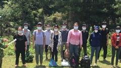 Bắt giữ, xử lý 27 công dân nhập cảnh trái phép từ Trung Quốc vào Việt Nam