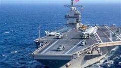 Mỹ bị kẹt bởi công nghệ tối tân của USS Gerald R.Ford