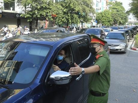 Hà Nội tạo điều kiện cho một số loại phương tiện ra, vào thành phố
