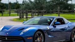 Mỹ: Siêu xe hàng hiếm Ferrari F60 America có giá lên tới 4,5 triệu USD