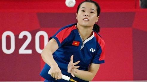 Thùy Linh thắng thuyết phục tay vợt Thụy Sĩ