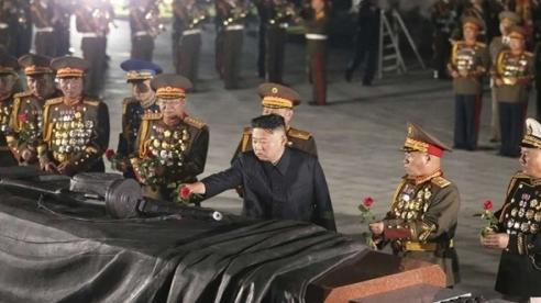 Chủ tịch Triều Tiên có động thái khác lạ sau bước đi tích cực với Hàn Quốc
