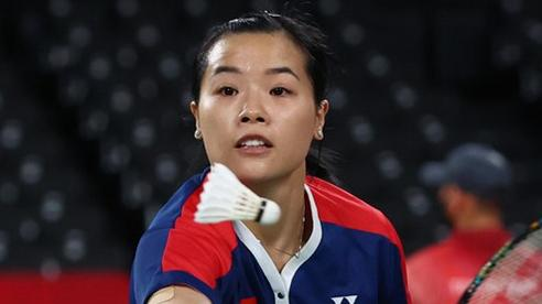 Olympic Tokyo 2020: Tay vợt Thùy Linh chính thức dừng bước