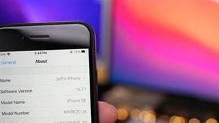 Apple ngừng hỗ trợ iOS 14.6 sau khi phát hành iOS 14.7
