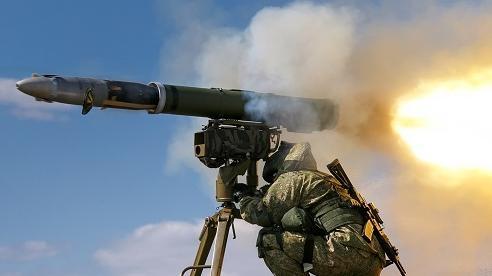 Sức mạnh tên lửa Nga khiến xe tăng Israel khiếp đảm tại Lebanon